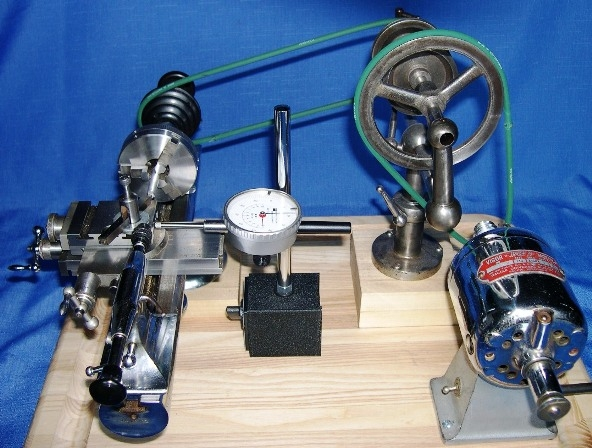 Projects lathe